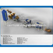 Block Machine Simple Production Line