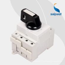 Saip / Saipwell Быстрое предложение Длинные дуговые камеры 1000В 16А DC Батарея Изолятор