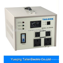 SVC full automatic voltage stabilizer for refrigerator, air-conditioner