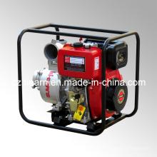 Bomba de agua diesel de 4 pulgadas con depósito de combustible pequeño (DP40)