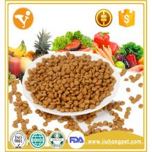 Alto contenido de proteínas y calcio sabor nutritivo de la carne seca comida para gatos