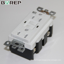 UL943 Standard outdoor factory direct selling electrical receptacles
