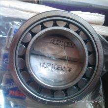 Roulement NSK Nu210ew authentique, roulement à rouleaux cylindrique