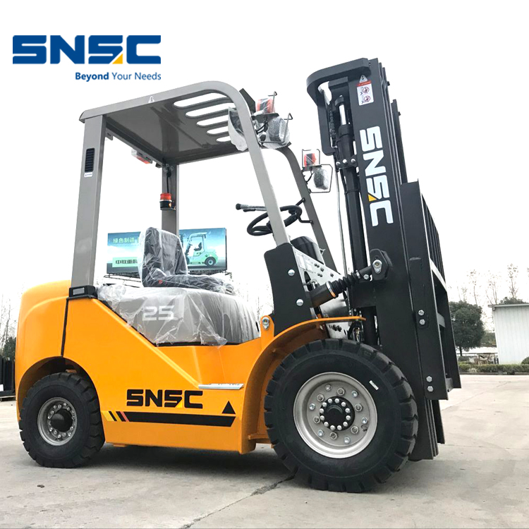 2 5ton Container Forklift 1