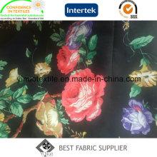 300T 100 % Polyester Stoff-Print für Haarclips Tuch