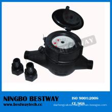 Ningbo Bestway Volumetric Plastic Dry Type Water Meter Price (BW-410)
