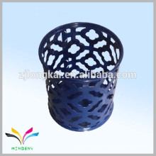Metall-Prägung Farbe Pinsel Topf für Bad Versorgung