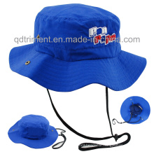 100% Polyester Microfiber Fabric Outdoor Sport Bucket Hat (TMBH0793)