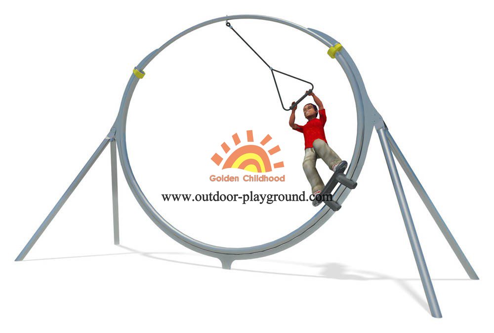 Dynamic Playground For Children