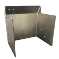 Leaser Cutting Bending Sheet Metal presisi tinggi