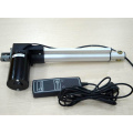 Recliner chair linear actuator with controller