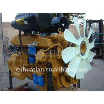 Генераторный двигатель 10кВт-200кВт