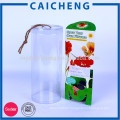 Folding Feature Cookie Package Clear PVC Box