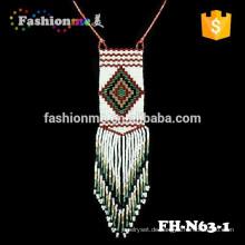 neueste Design Frauen Perlen Halskette 2015