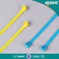Fabrik Hersteller Heißer Verkauf Kostenlose Probe Self Lock Kabelbinder