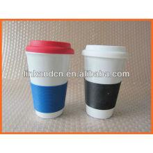 Haonai KC-00939 wonderful and cheap ceramic travel mug