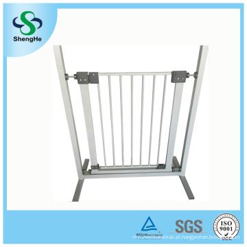 Porta de segurança do bebê do metal porta do cão da porta do jogo do bebê (SH-D4)