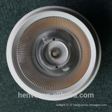 Éclairage à levier pour moto, ampoule à LED
