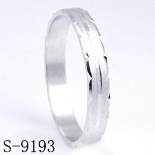 Fashion 925 Sterling Silver Wedding / Engagement Bijoux Bijoux (S-9193)