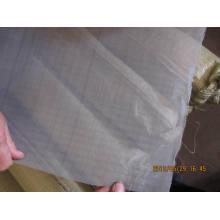 Galvanisé après treillis métallique tissé en armure toile