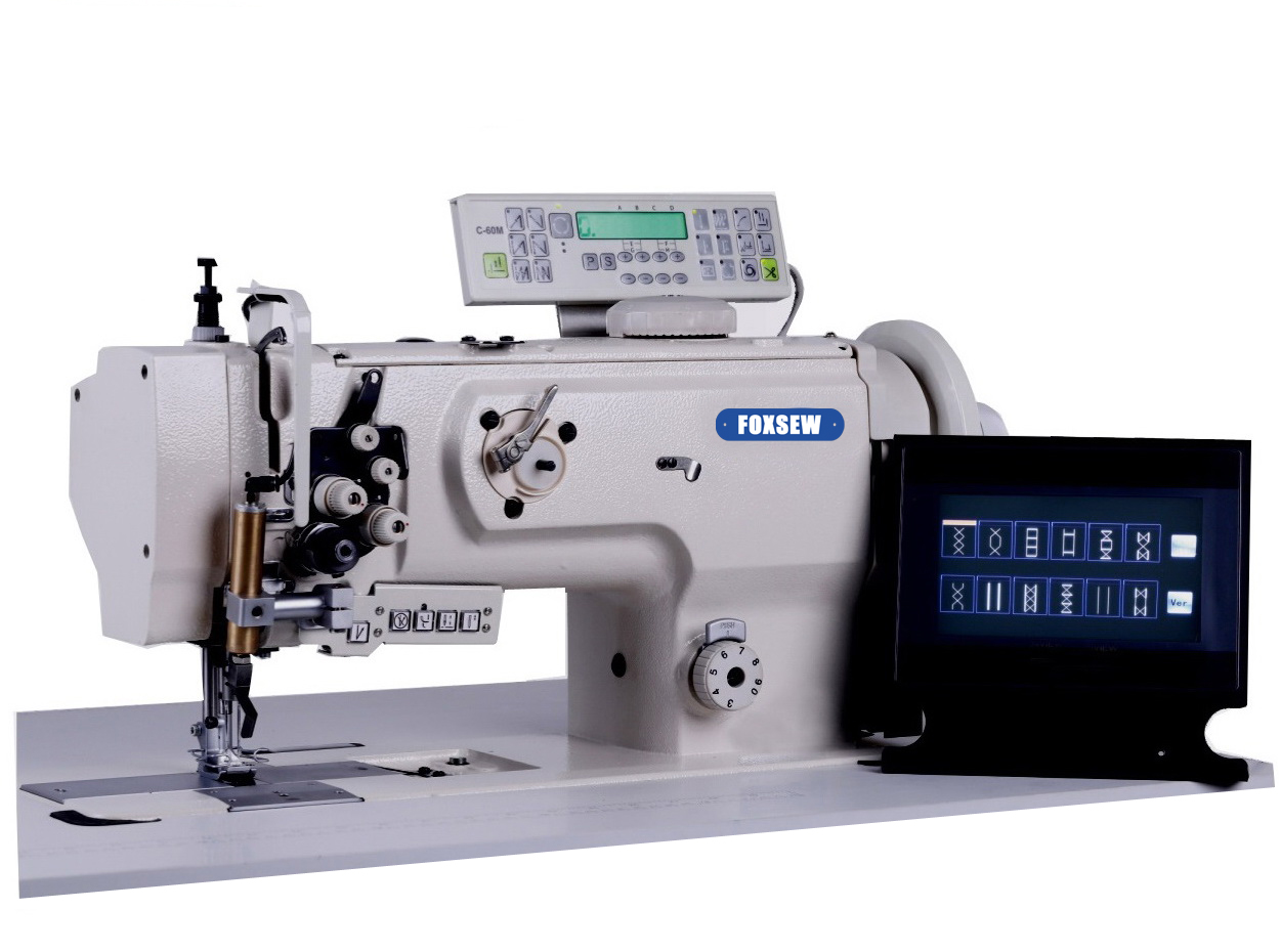 KD-1560D-550 Flatbed Computerized Ornamental Stitch Sewing Machine