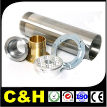Aluminum/Steel/Brass/Stainless Steel/Carbon Fiber CNC Machining Milling Turing Parts for Automation Machine