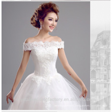 Luxury Crystal White Wedding Dress Vestido Vestidos de Novia Plus Size Wedding Ball Gowns MW2198