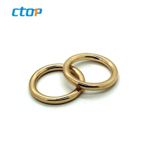 High quality custom Manufacturer Hardware Accessories Durable Metal  Hook Buckle For Handbag for handbags stainless steel o ring