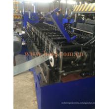 Tienda de productos cosméticos Display Stand Rack de estantería para la tienda Roll formando la máquina de producción Irán