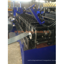 Cosmetics Shop Display Stand Shelf Rack for Store Roll Forming Production Machine Iran