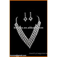 Promoção bridal jóias conjunto com desconto
