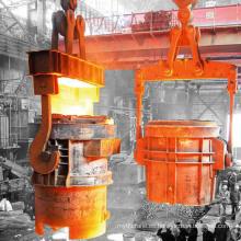 Steel Factory Crane 180t, puente grúa, control remoto de grúa