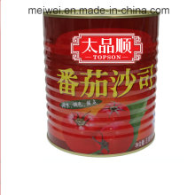 High Quality 3180g Canned Tomato Ketchup in Can