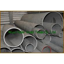 Machine de soudage de tuyaux en acier inoxydable à haute résistance à la traction