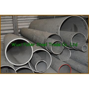 Tubo de acero inoxidable de 400 mm de diámetro