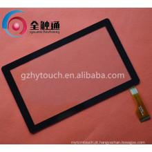 Tela sensível ao toque projetada padrão Panel1.5-32 polegadas