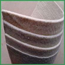 HDPE непроницаемая геомембрана с черно-белым цветом