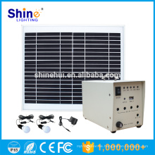 10W Fabrik Preis Mobile Ladegerät Beleuchtung Home Solar Systems