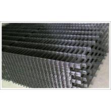Panel de malla soldada de alambre de acero estriado