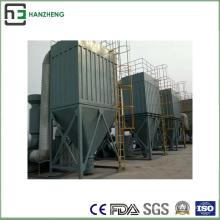 Side-Spraying Plus Bag-House Dust Collector-Produktionslinie Luftstrombehandlung
