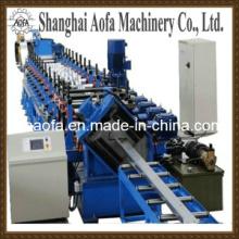 Machines de formage de rouleaux de canaux en acier Z (AF-Z80-30)