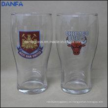 20oz (568ml) Inglés Tulip Pint Glass Cerveza de vidrio