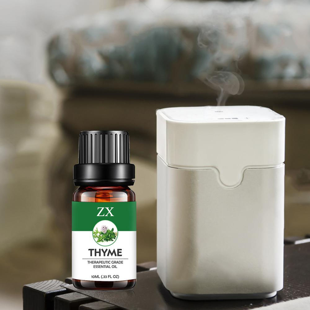thyme oil 100% pure