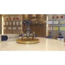 garantir 10 anos de qualidade válvula de porta superior de aquecimento válvula de porta api com caixa de velocidades