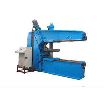 Flange Spinning Machine