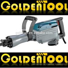 642mm 45J 1500W Elektrischer Energie-Felsen-Betonbrecher Steinbrecher Hammer GW8078