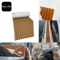 EVA Material Faux Teak Decking Sheet Boot Traktion