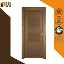 Dobradiça ajustável boa qualidade agradável mdf porta, porta do banheiro de madeira, pvc melhor design da porta de madeira para interior