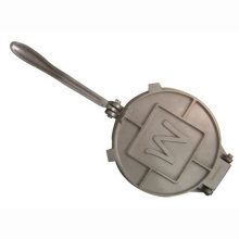 Wholesale Chinese Kitchen Griddle Cast Iron Bacon Tortilla Press