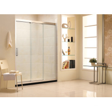 G12 Puertas correderas de ducha de baño portátil